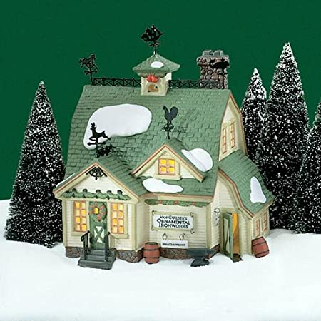 Department 56 Village Green 52739