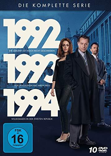 1992-1993-1994 - Die Polit-Trilogie LTD. - Die komplette Serie