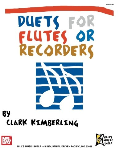Duets for Flutes or Recorders download ebooks PDF Books