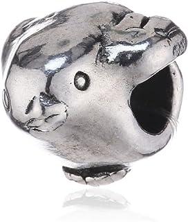Trollbeads 11338 - Bead da donna, argento sterling 925