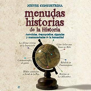 Menudas historias de la historia [Small stories of History] (Narración en Castellano) Titelbild