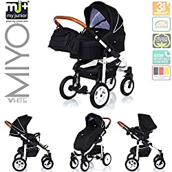 Miyo Kombikinderwagen 3in1 von My Junior+®