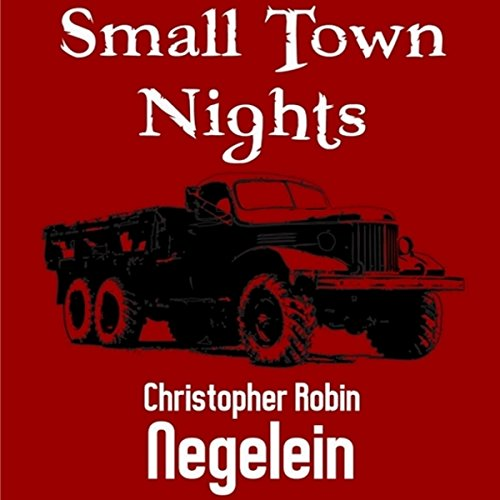 Small Town Nights audiobook cover art