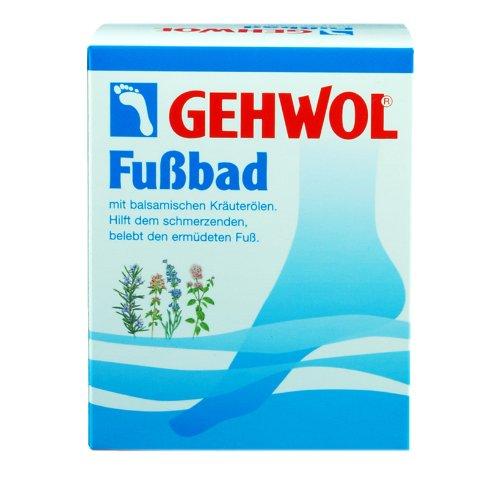 Gehwol Fussbad Portionsbeutel, 10er Pack (10 x 20g)