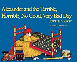 Alexander and the Terrible Horrible No Good Very Bad Day[ALEXANDER & THE TERRIBLE HORRI][Prebound]