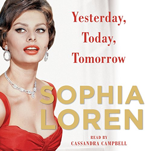Yesterday, Today, Tomorrow audiobook cover art