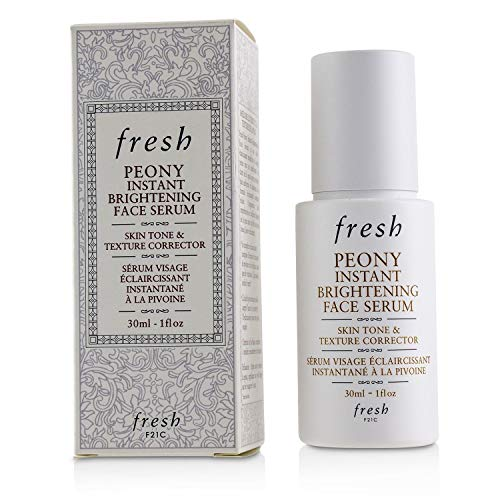 fresh Peony Instant Brightening Face Serum