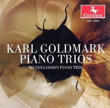 Goldmark, K.: Piano Trios, Opp. 4 and 33