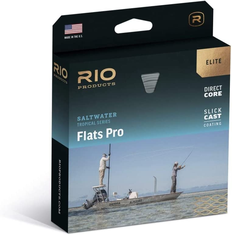 Rio Elite Product Flats Pro Fly Line Saltwater Max 42% OFF