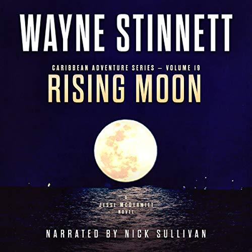 Rising Moon Audiobook By Wayne Stinnett cover art