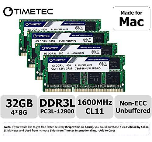 Timetec Hynix IC 32GB KIT(4x8GB)...