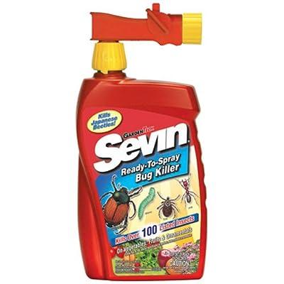 Sevin Bug Killer Ready to Use