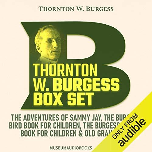 Thornton W. Burgess Box Set cover art