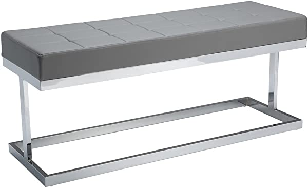 Sunpan 13308 Ikon Benches Grey