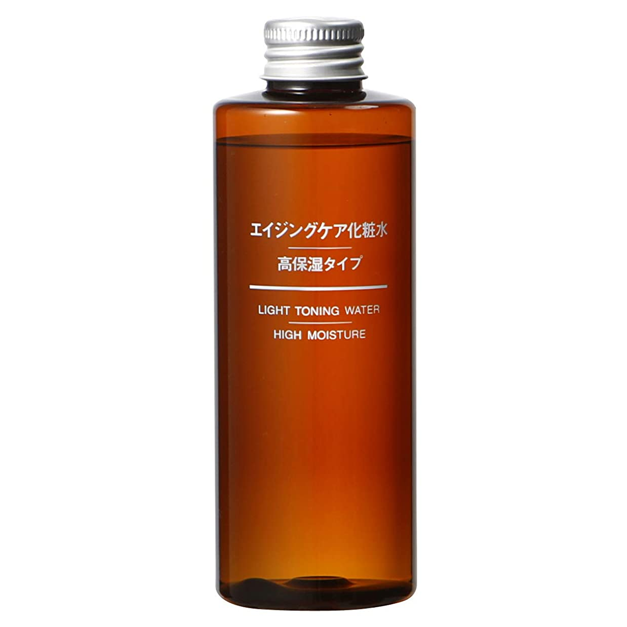 圧縮する修正飛び込む無印良品 エイジングケア化粧水?高保湿タイプ 200ml