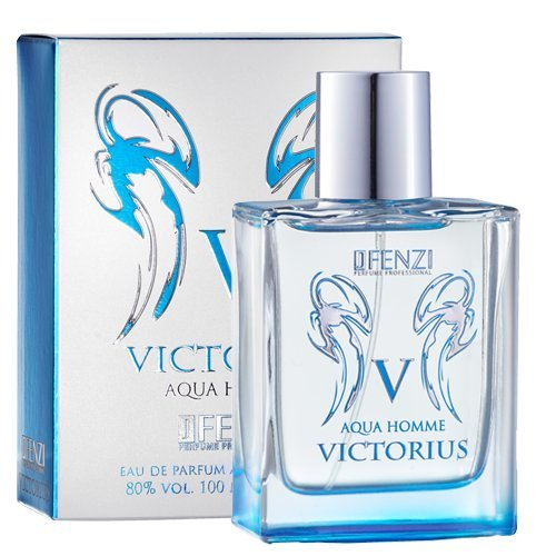 JFenzi Jfenzi victorius aqua homme men eau de parfum 1er pack 1x100ml