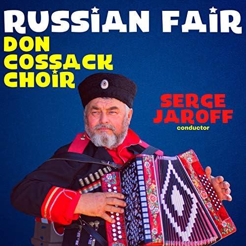 Don Cossack Choir, Conductor & Serge Jaroff