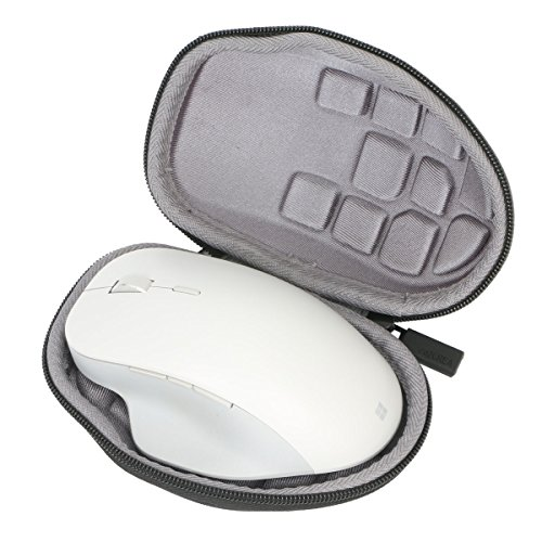 Hard Travel Case for Microsoft Surface Precision Mouse by co2CREA