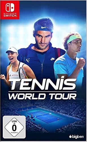 Tennis World Tour USK:OA