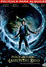 Percy Jackson y el ladrón del rayo [DVD]