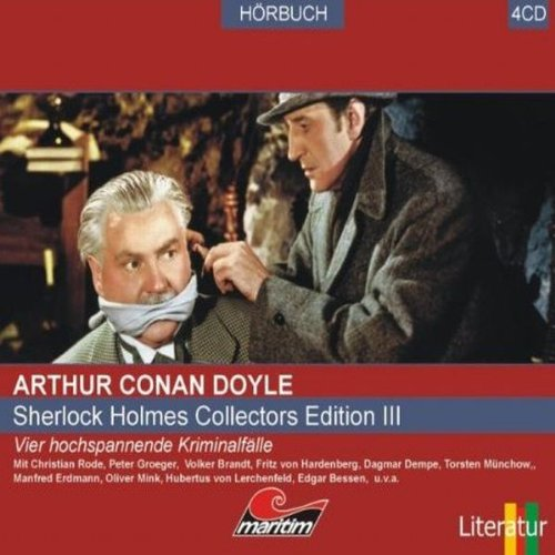 Sherlock Holmes Collectors Edition III Titelbild