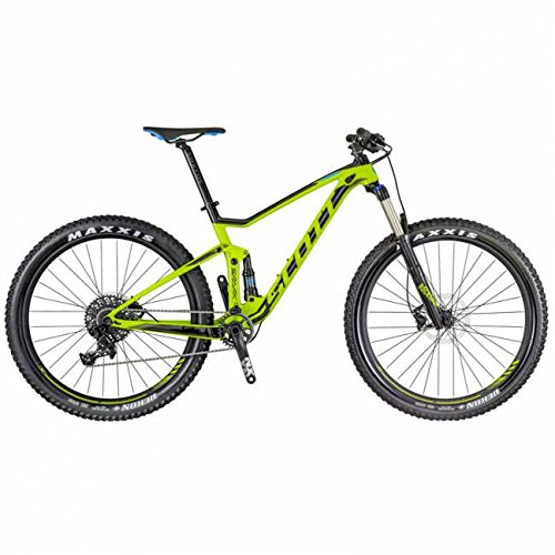 Scott Spark 740 - Bicicleta de montaña, color negro, tamaño medium ...