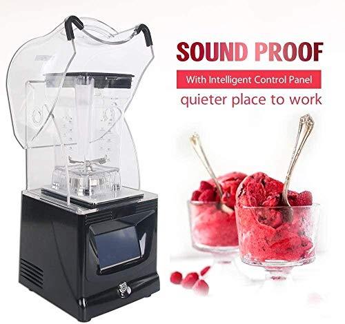 Countertop Ice Maker, draagbare en compacte ijsmachine Blender Ice Smoothies, voor woningen, kantoren, restaurants, bars