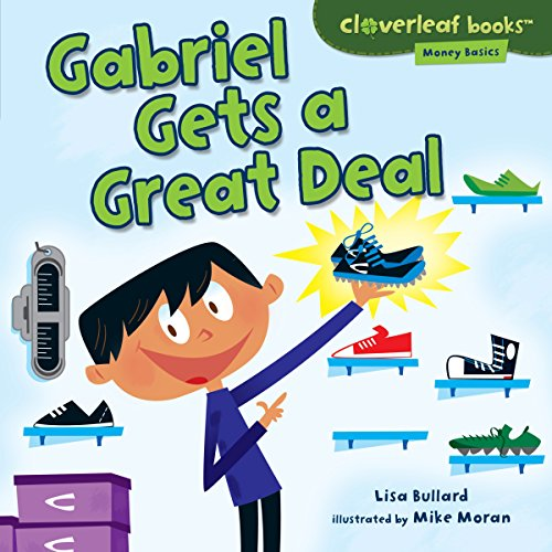 Gabriel Gets a Great Deal copertina