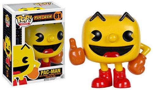 Funko POP Games: Pac-Man Action ...
