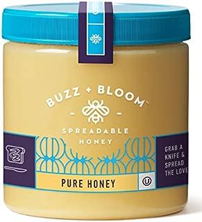 Buzz & Bloom, Creamy Honey Spread, Original, 12 oz