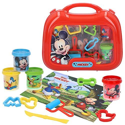 Plastilina Juegos 2 Años Marca Disney