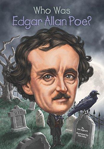 Who Was Edgar Allan Poe? (Who Was?) (English Edition)