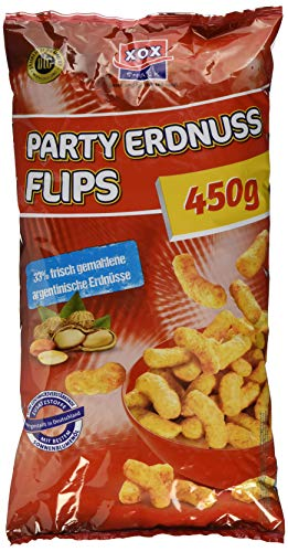 XOX Gebäck Party-Flips, 450 g
