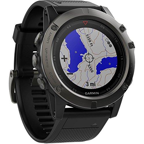Garmin Relógio Fênix 5X Sapphire 010-01733-00
