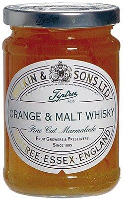 Wilkin & Sons Orange & Malt Whisky Marmalade - mit Whiskey