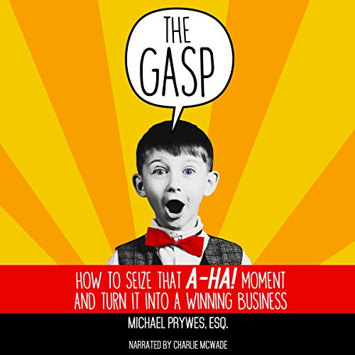 The Gasp audiobook cover art