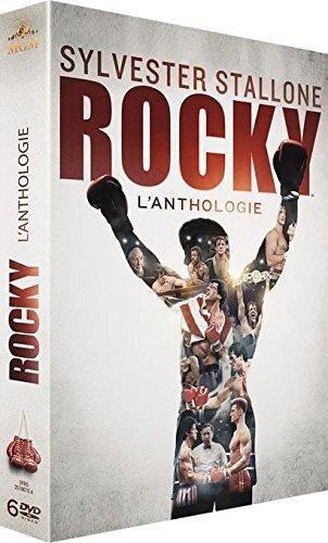 Sylvester Stallone : Rocky - L'anthologie