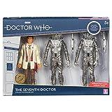 Doctor Who Figuras de acción coleccionables The 7th Doctor Set Edición Limitada