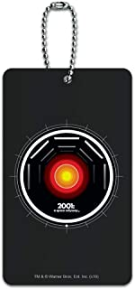 2001: A Space Odyssey Hal Luggage Card Suitcase Carry-On ID Tag