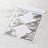 Fondo Muere Marco Troqueles de corte de metal Nuevo 2019 para hacer tarjetas Scrapbooking Embossing Craft Dies Christmas Decor, 140x105mm, China