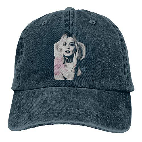 51POHToN9SL Harley Quinn Baseball Caps