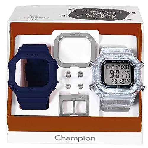 Relógio Unissex Champion Yot Azul CP40180X 31056