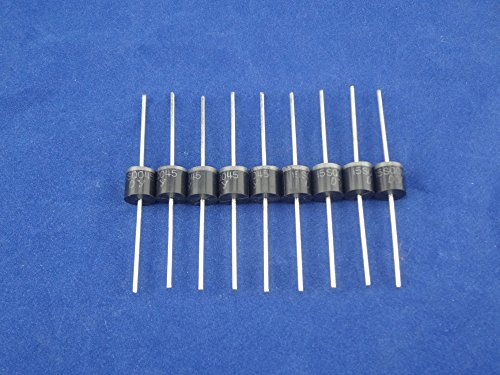MISOL 100PCS-15A 45V Schottky Diode,SCHOTTKY BARRIER RECTIFIER,for solar panel DIY