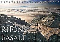 Rhoen - Basalt (Tischkalender 2022 DIN A5 quer): Eindrucksvolle Landschaftsfotos der Rhoen (Monatskalender, 14 Seiten )