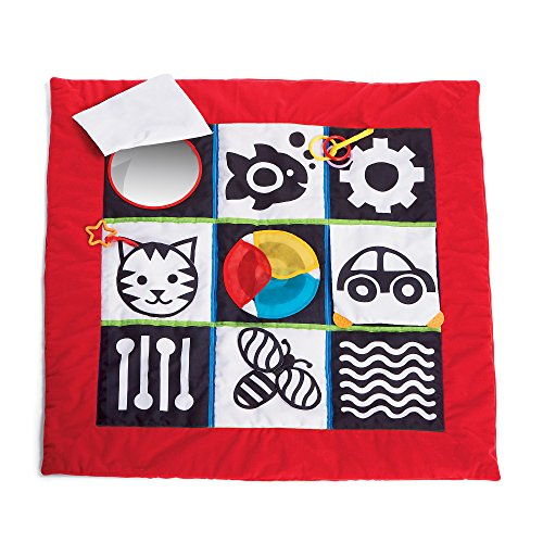 Manhattan Toy Wimmer-Ferguson - Tapis d'Activité Crawl and Discover