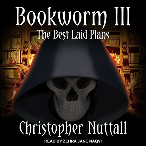 Bookworm III: The Best Laid Plans Titelbild
