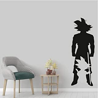 Details about  /Dragon Ball Z Goku Power wall decals stickers mural home decor for bedroom GS156