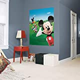 Mickey Mouse Clubhouse: Mural - Officially Licensed Disney Removable Wall Graphic