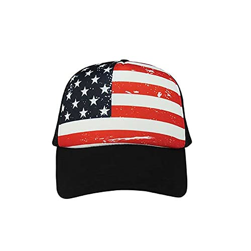 31b9a6be29abe Awkward Styles American Flag Hat USA Flag Hat for Proud American Gifts 4th  of July