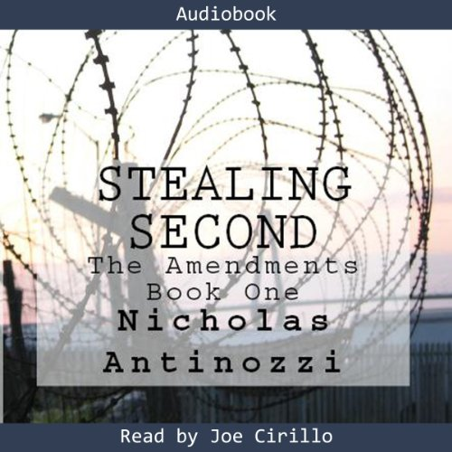 Stealing Second audiobook cover art